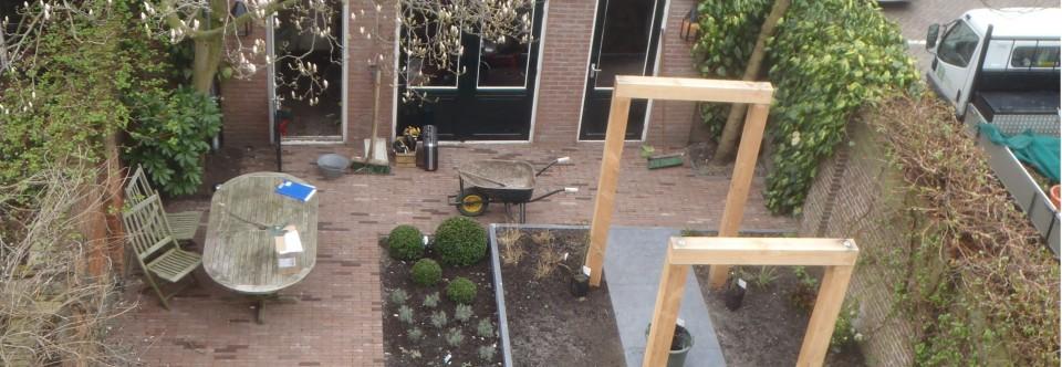 Ontwerp: Voor de tuin van uw droom
