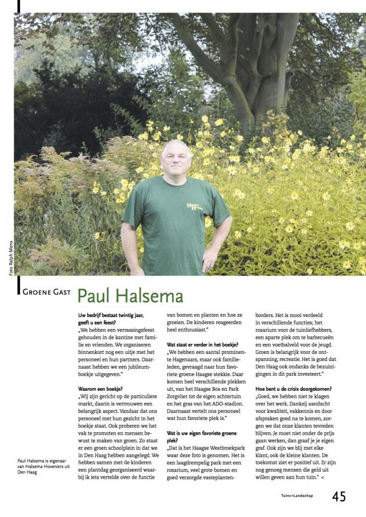 Tuin en Landschap Halsema